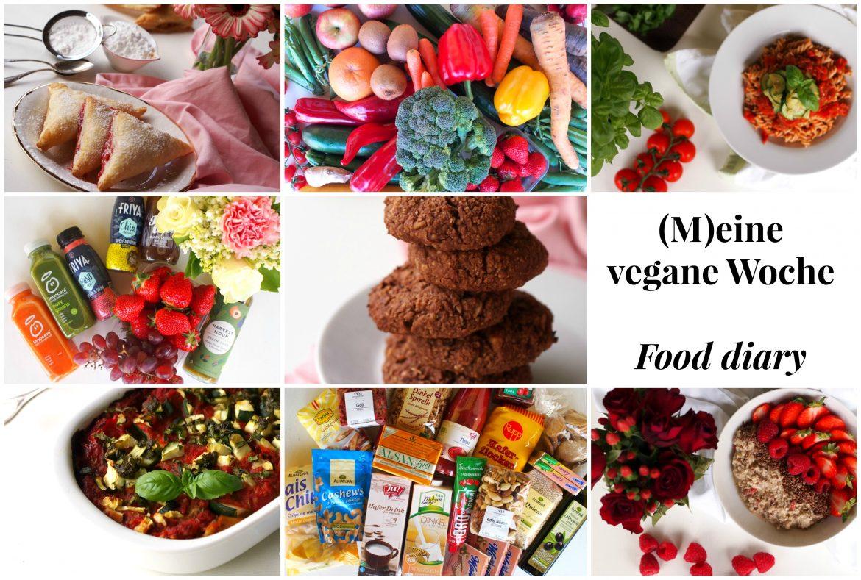 Meine vegane Woche - Food Diary und Fazit