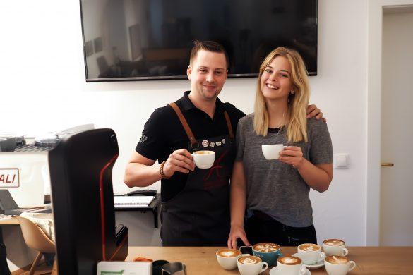 Was ihr schon immer über Kaffee wissen wolltet - mit Latte Art Staatsmeister Benjamin Graf