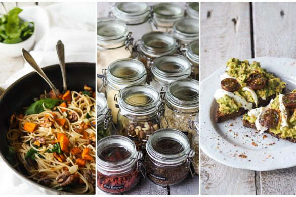 What I eat in a Week - Food Diary Vegetarisch