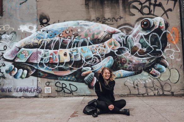 Street Art in New York - Brooklyn Bushwick Collective