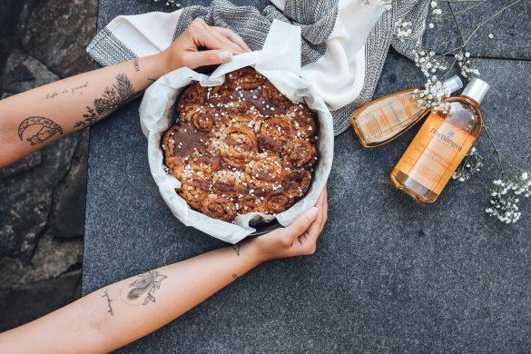 Glutenfreie Zimtschnecken - Ein Rezept für Midsommar, Barnängen