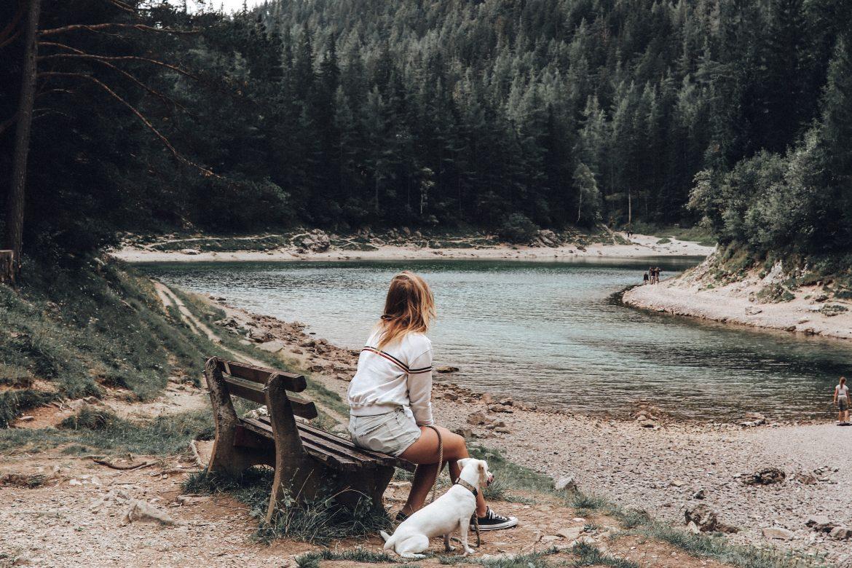 Grünkraft Steiermark Tourismus in Aflenz Kurort, Grüner See