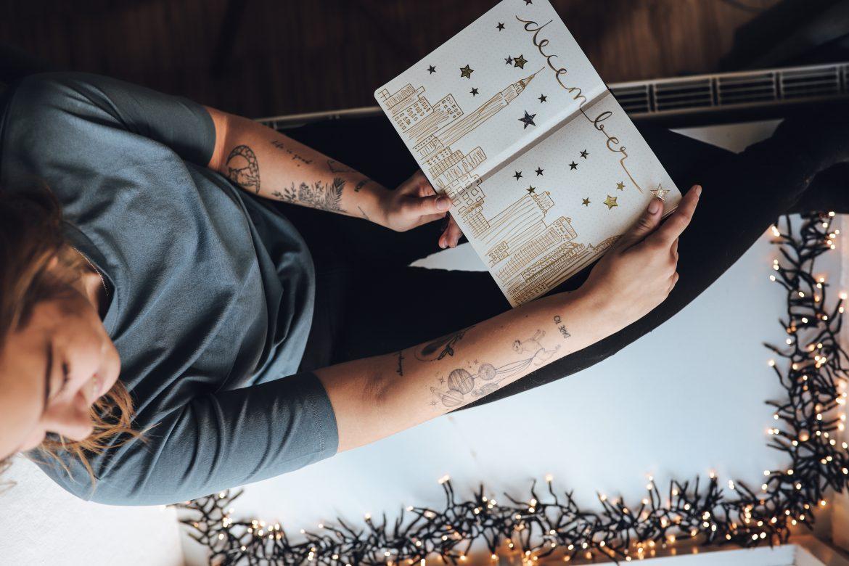 Mein Bullet Journal - denken, malen, schreiben.