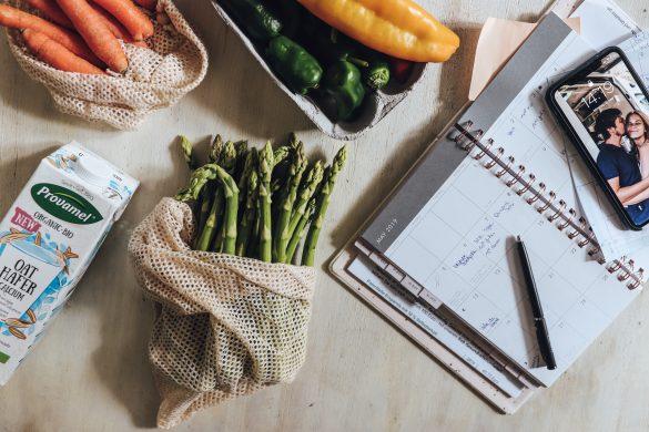 Jeder Schritt zählt - nachhaltig kochen, nachhaltig leben