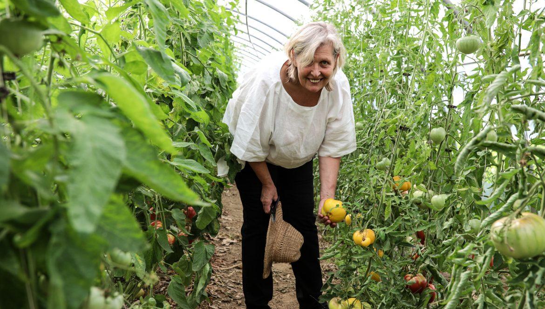 Irene Weinfurter - die fahrende Bio Köchin