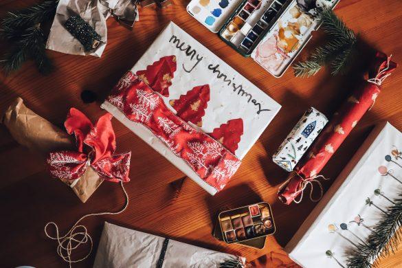 Kreativ verpacken mit bipa