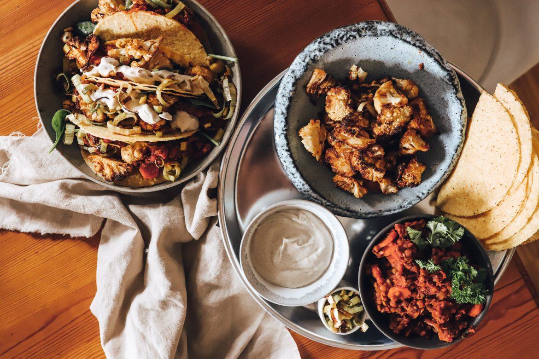 Vegane Tacos - Ideen und Rezepte
