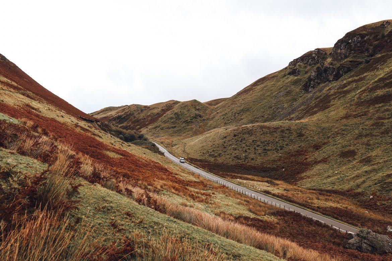 Wales mit dem Campingbus